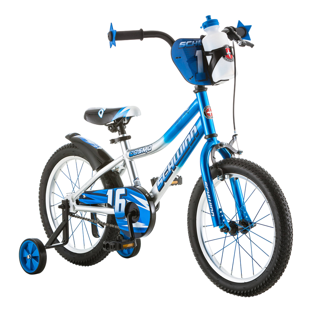 "Boys 16"" Trainer bike  (Weekly)"
